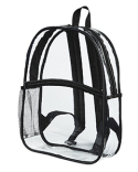 BE259 BAGedge Clear PVC Backpack