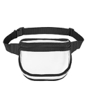 BE264 BAGedge Unisex Clear PVC Fanny Pack