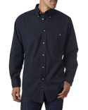 BP7010 Backpacker Men's Nailhead Long-Sleeve Woven Shirt