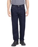 CR393 Dickies Unisex Industrial Relaxed Fit Denim Jean Pant