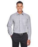 DG520 Devon & Jones Men's Crown Woven Collection™ Glen Plaid