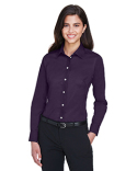 DG530W Devon & Jones Ladies' Crown Woven Collection™ Solid Stretch Twill