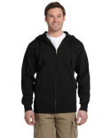 EC5650 econscious Men's Organic/Recycled Full-Zip Hooded Sweatshirt