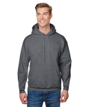 F170 Hanes Adult 9.7 oz. Ultimate Cotton® 90/10 Pullover Hood