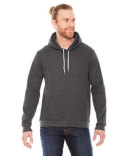 F498 American Apparel Unisex Flex Fleece Drop Shoulder Pullover Hoodie
