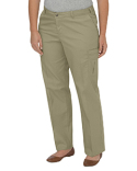 FPW2372 Dickies Ladies' Premium Relaxed Plus-Size Straight Cargo Pant