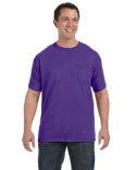 H5590 Hanes Men's 6.1 oz. Tagless® Pocket T-Shirt