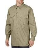 LL953T Dickies Unisex Tall Tactical Ventilated Ripstop Long-Sleeve Shirt