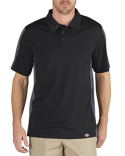 LS424 Dickies Unisex Industrial Color Block Performance Polo