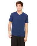 M1105 All Sport Men's Performance Triblend Short-Sleeve V-Neck T-Shirt