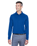 M211L Harriton Men's Advantage Snag Protection Plus Long-Sleeve Tactical Polo