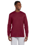 M320L Harriton Adult 4.2 oz. Athletic Sport Long-Sleeve T-Shirt