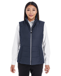 NE702W North End Ladies' Engage Interactive Insulated Vest