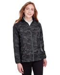 NE711W North End Ladies' Rotate Reflective Jacket