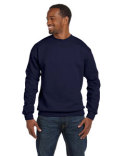 P1607 Hanes Adult 7.8 oz. EcoSmart® 50/50 Fleece Crew