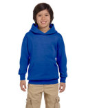 P473 Hanes Youth 7.8 oz. EcoSmart® 50/50 Pullover Hood
