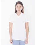PL356W American Apparel Ladies' Sublimation Classic Short-Sleeve V-Neck T-Shirt