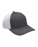 PR102 Adams Brushed Cotton/Soft Mesh Trucker Cap