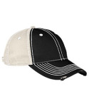 RM102 Adams Adult Distressed Rambler Cap