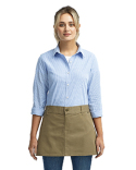 RP133 Artisan Collection by Reprime Unisex Cotton Chino Waist Apron