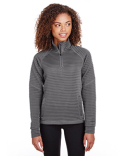S16639 Spyder Ladies' Capture Quarter-Zip Fleece
