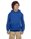 S790 Champion Youth Double Dry Eco® Pullover Hooded Sweatshirt