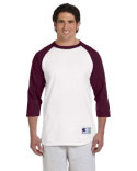 T1397 Champion Adult 5.2 oz. Raglan T-Shirt
