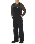 TB244 Dickies Unisex Sanded Duck Insulated Bib Overall