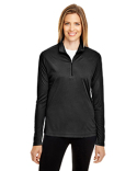 TT31W Team 365 Ladies' Zone Performance Quarter-Zip