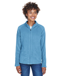 TT90W Team 365 Ladies' Campus Microfleece Jacket
