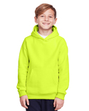 TT96Y Team 365 Youth Zone HydroSport™ Heavyweight Pullover Hooded Sweatshirt