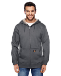 TW357 Dickies Men's 450 Gram Sherpa-Lined Fleece Hooded Jacket