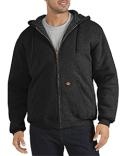 TW394T Dickies Unisex Tall Heavyweight Quilted Fleece Hoodie